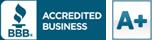 A+ Accredited Business Better Business Bureau